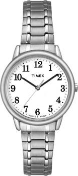 Наручные женские часы Timex Tw2p78500 (Коллекция Timex Easy Reader)
