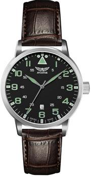Наручные мужские часы Aviator V.1.11.0.038.4