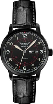 Наручные мужские часы Aviator V.1.17.5.103.4