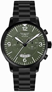 Наручные мужские часы Aviator V.2.13.5.076.5