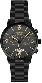 Наручные мужские часы Aviator V.2.13.5.077.5