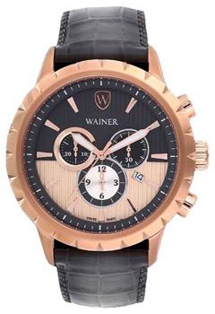 Наручные мужские часы Wainer Wa.12440g (Коллекция Wainer Wall Street)
