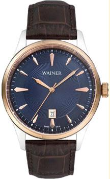 Наручные мужские часы Wainer Wa.12492b (Коллекция Wainer Bach)