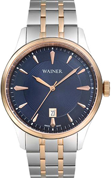 Наручные мужские часы Wainer Wa.12498b (Коллекция Wainer Bach)