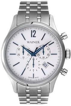 Наручные мужские часы Wainer Wa.12528b (Коллекция Wainer Wall Street)