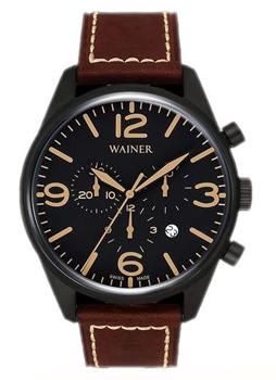 Наручные мужские часы Wainer Wa.13426b (Коллекция Wainer Wall Street)