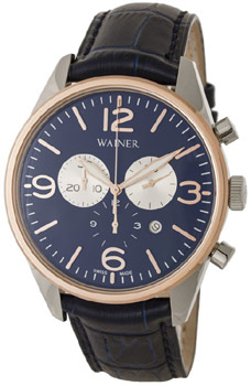 Наручные мужские часы Wainer Wa.13426o (Коллекция Wainer Wall Street)