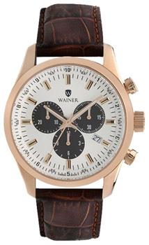 Наручные мужские часы Wainer Wa.13444b (Коллекция Wainer Wall Street)