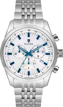 Наручные мужские часы Wainer Wa.13471b (Коллекция Wainer Wall Street)