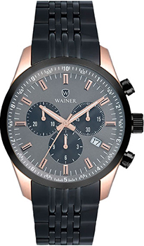 Наручные мужские часы Wainer Wa.13471e (Коллекция Wainer Wall Street)