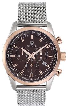 Наручные мужские часы Wainer Wa.13496f (Коллекция Wainer Wall Street)