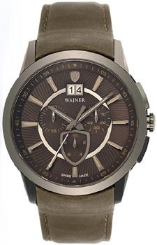 Наручные мужские часы Wainer Wa.16570b (Коллекция Wainer Wall Street)
