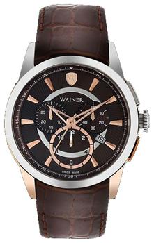 Наручные мужские часы Wainer Wa.16572e (Коллекция Wainer Wall Street)