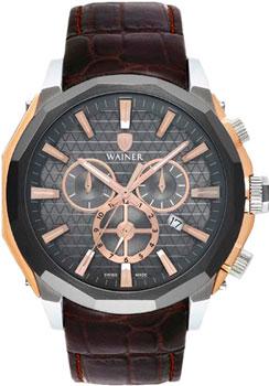 Наручные мужские часы Wainer Wa.16700d (Коллекция Wainer Wall Street)
