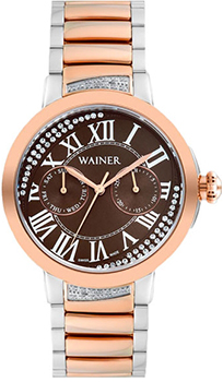 Наручные женские часы Wainer Wa.18600e (Коллекция Wainer Venice)