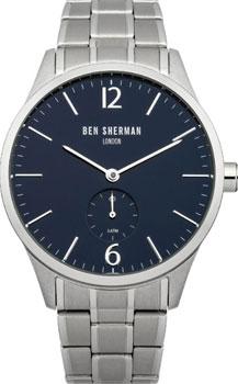 Наручные мужские часы Ben Sherman Wb003um