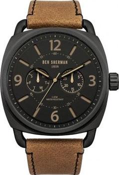 Наручные мужские часы Ben Sherman Wb006br