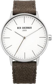 Наручные мужские часы Ben Sherman Wb009gr