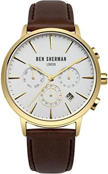 Наручные мужские часы Ben Sherman Wb028brg