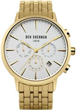 Наручные мужские часы Ben Sherman Wb028gm