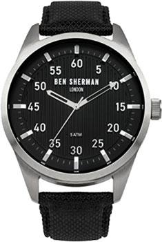 Наручные мужские часы Ben Sherman Wb031b