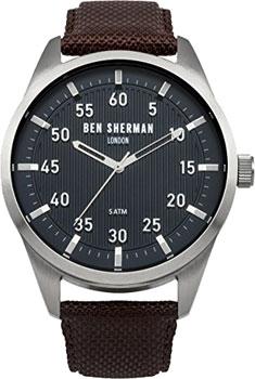 Наручные мужские часы Ben Sherman Wb031br