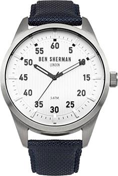 Наручные мужские часы Ben Sherman Wb031u