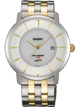Наручные мужские часы Orient Wf01002w (Коллекция Orient Light Power 4000)