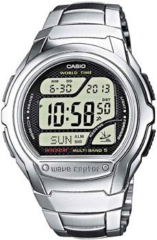 Наручные мужские часы Casio Wv-58de-1a (Коллекция Casio Wave Ceptor)