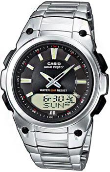 Наручные мужские часы Casio Wva-109hde-1a (Коллекция Casio Wave Ceptor)