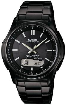 Наручные мужские часы Casio Wva-M630db-1a (Коллекция Casio Wave Ceptor)