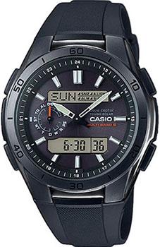 Наручные мужские часы Casio Wva-M650b-1a (Коллекция Casio Wave Ceptor)