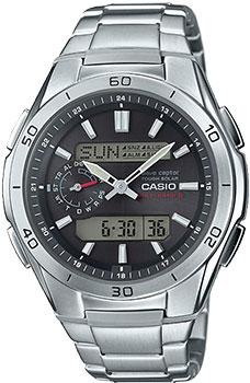 Наручные мужские часы Casio Wva-M650d-1a (Коллекция Casio Wave Ceptor)