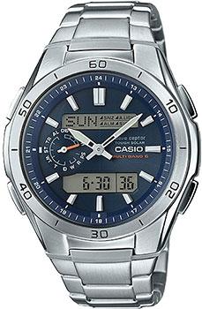 Наручные мужские часы Casio Wva-M650d-2a (Коллекция Casio Wave Ceptor)