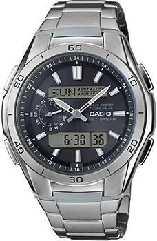 Наручные мужские часы Casio Wva-M650td-1a (Коллекция Casio Wave Ceptor)